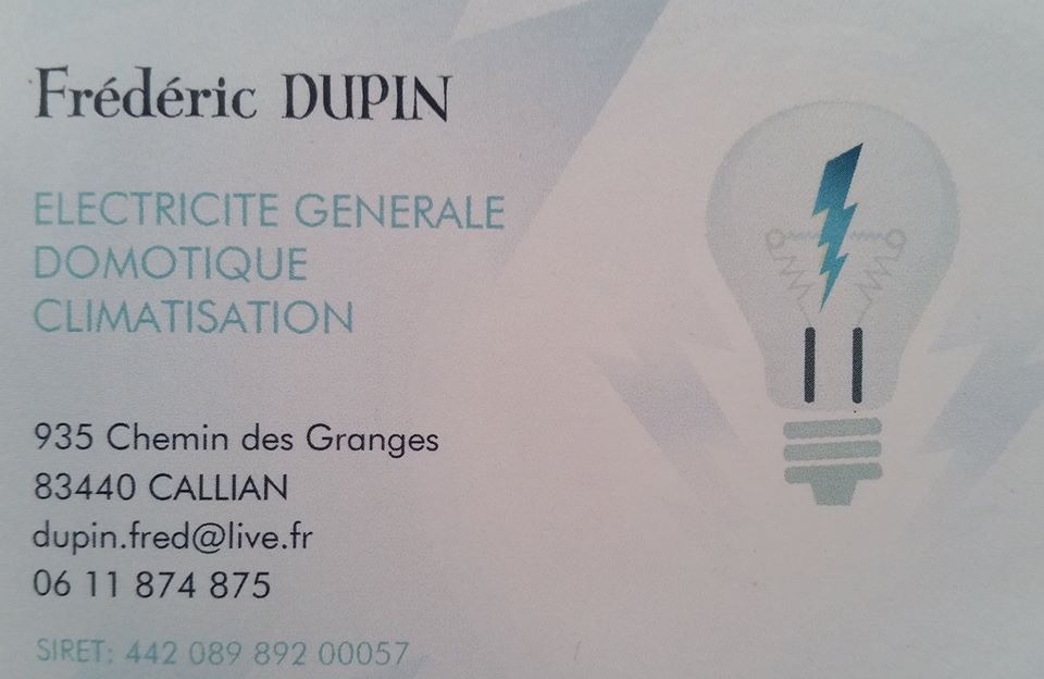 DUPIN FREDERIC