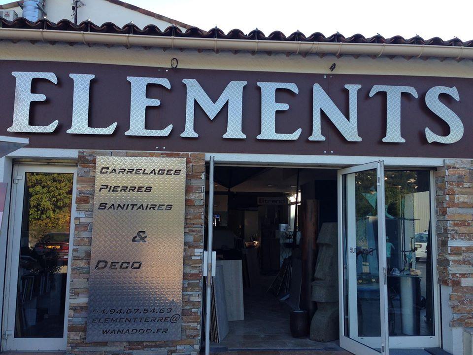 ELEMENTS CARRELAGE